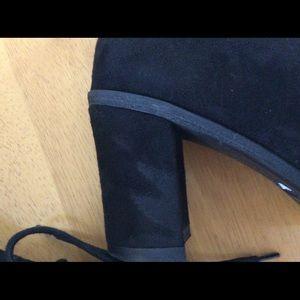 Dr. Scholl's Shoes - Dr. Scholl's Memory Foam Suede Booties